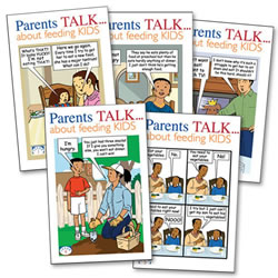 Parents Talk About Feeding Kids Issues 1 - 5