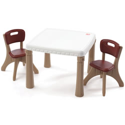 LifeStyle™ Dining Room Table and Chairs