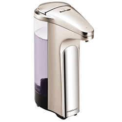 simplehuman Sensor Pump for Soap or Sanitizer