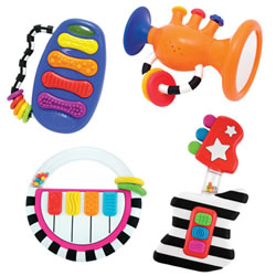 Babies First Musical Sounds