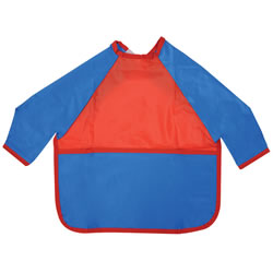 Toddler Long Sleeve Smock