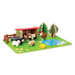 My Little Neighborwood Farm Animal Set