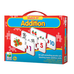 Match It Addition