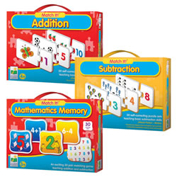 Match It! Beginning Math Set