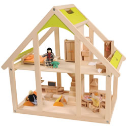 All-In-One Dollhouse
