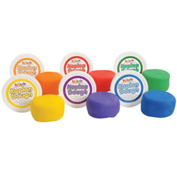 Kaplan Dough Classic Colors (6 - 1lb. Tubs)
