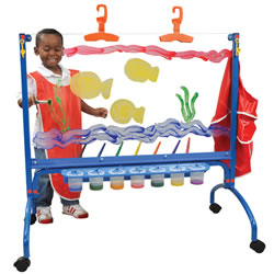 Work Together Wall Art Easel
