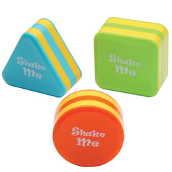Shake Me Shapes! (Set of 3)