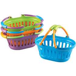 Stack of Baskets (Set of 4)