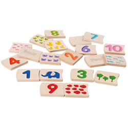 Numbers 1-10 (Set of 20)
