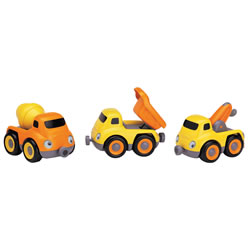 Construction Tailgate Trio (Set of 3)