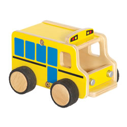 Super Tough School Bus