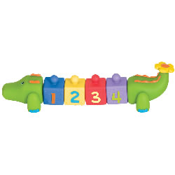 Pop Blocs Crocodile (6 Pieces)