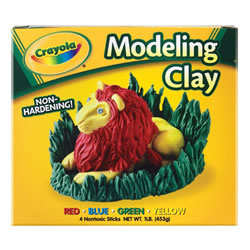 Crayola® Modeling Clay (12 Boxes)
