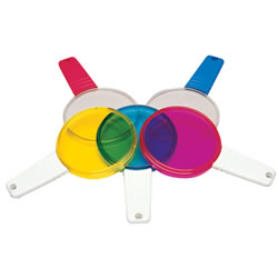 5-in-1 Color Paddle Set