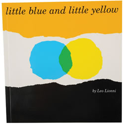Little Blue & Little Yellow (Paperback)