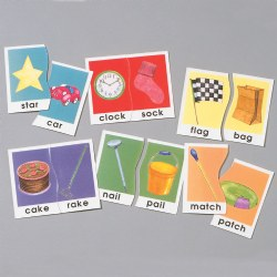 Rhyming Words Puzzles