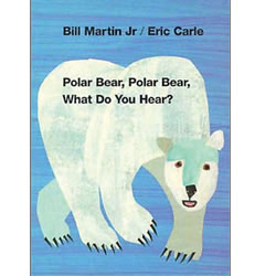 Polar Bear Polar Bear Board Book
