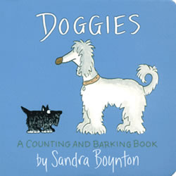 Doggies Board Book