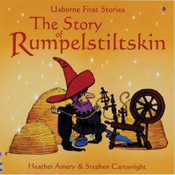 The Story Of Rumpelstiltskin - Paperback