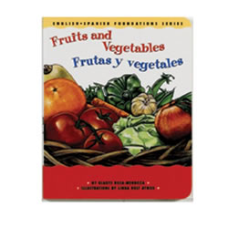Fruits And Vegetables Board Book