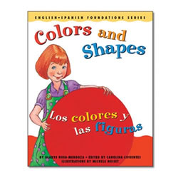 Colors And Shapes Board Book