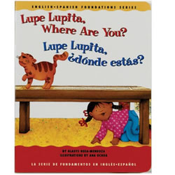 Lupe Lupita, Where Are You? - Board Book