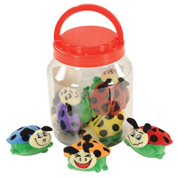 Magnetic Ladybugs