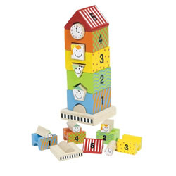 Shape Sorter Tower