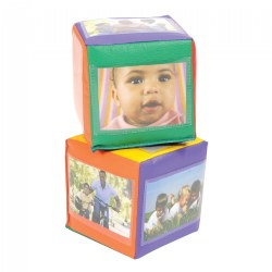 Photo Cubes (Set of 2)