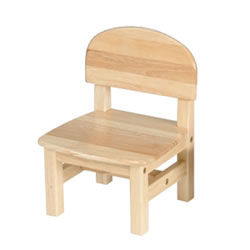Hardwood QT Chairs