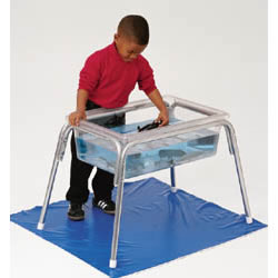 Sand & Water Play Tub w/ Stand