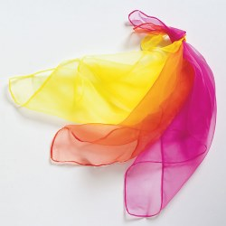 Juggling Scarves (set of 3)