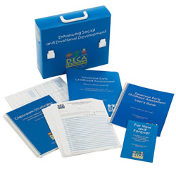 The Devereux Early Childhood Assessment (DECA) Kit
