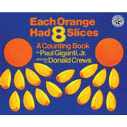 Each Orange Had 8 Slices (Paperback)