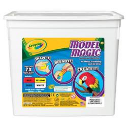 Crayola® Model Magic (4-Color Pack)