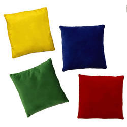 Textured Pillows (Set of 4)