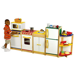 Colorful Update Kitchen (Set of 4)