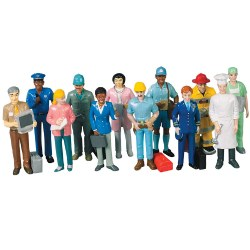 Vinyl Career Figures