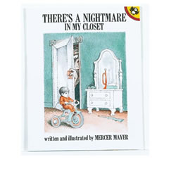 There's A Nightmare In My Closet (Paperback)
