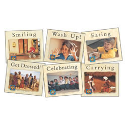 Small World Set (Set of 6)