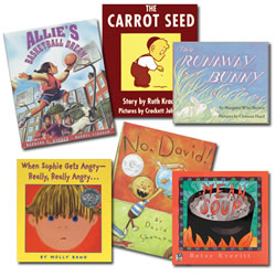 Children's Books That Promote Resilience (Set of 14)