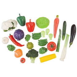 Vegetable Set in Container