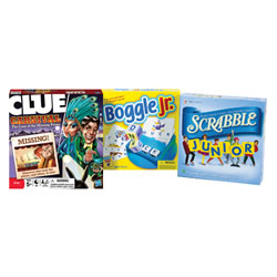 Junior Games (Set of 3)