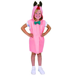 Animal Dress-Up - Pig