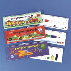 Unifix® Early Pattern Books