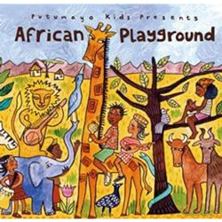 African Playground CD
