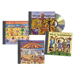 World Playground CD Collection