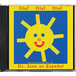 Ole! Ole! Ole! CD by Dr. Jean