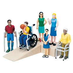 Pretend & Play™ - Friends With Diverse Abilities Set